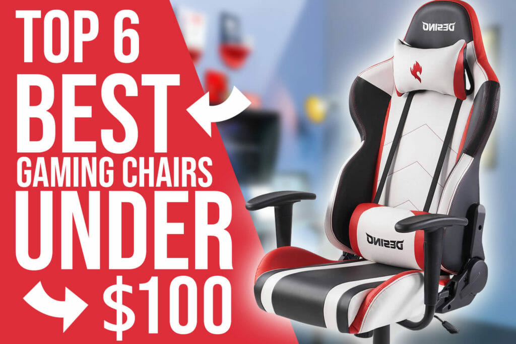 Astonishing Best Gaming Chairs Under 100 Review By Chairswiki Lamtechconsult Wood Chair Design Ideas Lamtechconsultcom